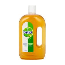 น้ำยาทำความสะอาดฆ่าเชื้อ